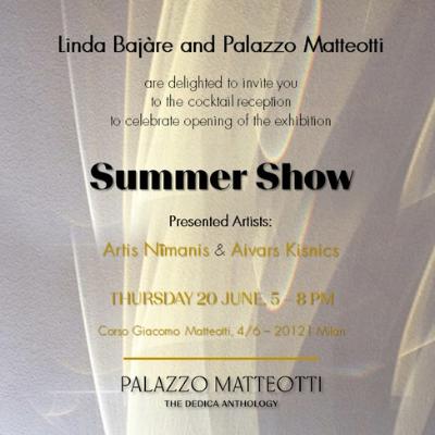 Summer Show Linda Bajare
