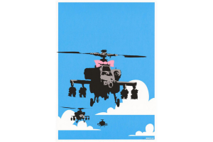 Banksy, Happy Choppers